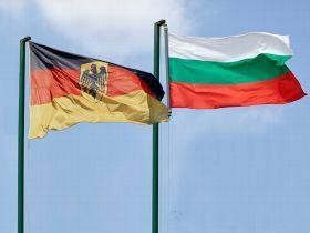 deutschland bulgarien flagge